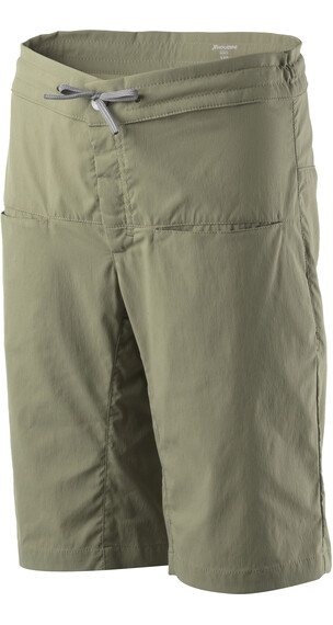 Houdini Jr Liquid Trail Shorts Pampa Green